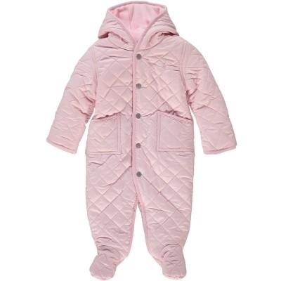 Afbeelding van Ralph Lauren 310700281 babyjas licht roze