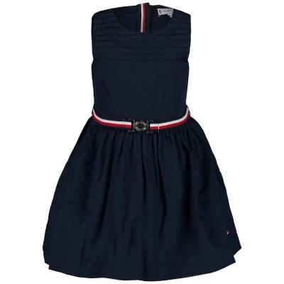Picture of Tommy Hilfiger KG0KG04024B baby dress navy