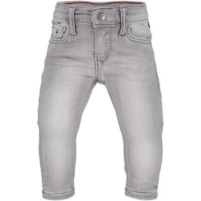 Afbeelding van Tommy Hilfiger KB0KB04055 B baby jeans grijs