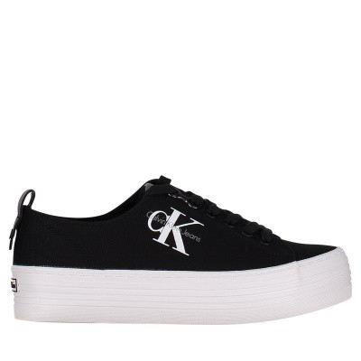 Picture of Calvin Klein ZOLAH womens sneakers black