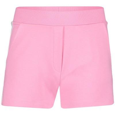 Picture of MonnaLisa 173409AA kids shorts pink