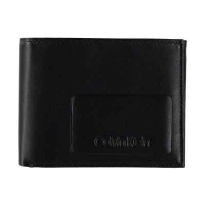 Picture of Calvin Klein K50K503991 mens wallet black