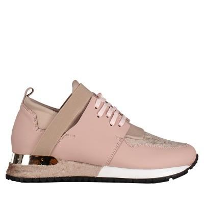 Picture of Mallet TE1016VELVET womens sneakers light pink