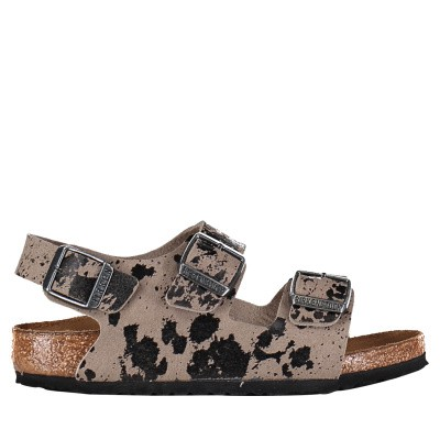Picture of Birkenstock 10082 kids sandals army