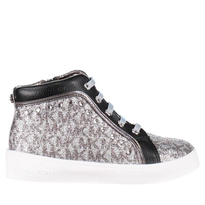 Picture of Michael Kors ZIVYGIA kids sneakers silver
