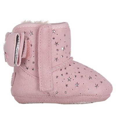 Picture of Ugg 1095713 baby slippers pink
