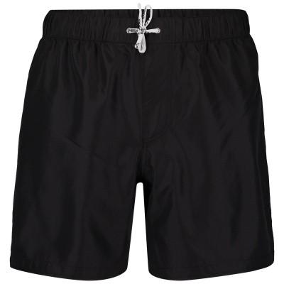 Picture of Dolce & Gabbana L4J822 kids swimwear black