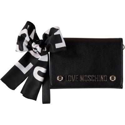Afbeelding van Moschino JC4313 dames tas zwart