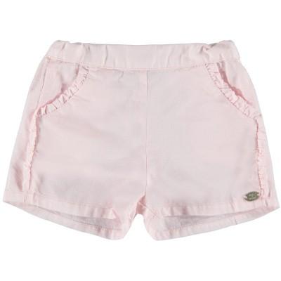 Picture of Tartine et Chocolat TN26081 baby shorts light pink