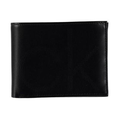 Picture of Calvin Klein K50K503958 mens wallet black
