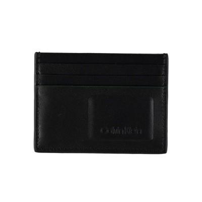 Afbeelding van Calvin Klein K50K503992 heren portemonnee zwart