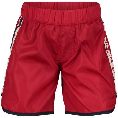 Afbeelding van Gucci 554363 baby badkleding rood