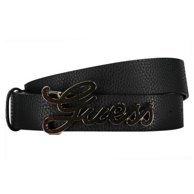 Picture of Guess BW7169VIN35 womens belt black
