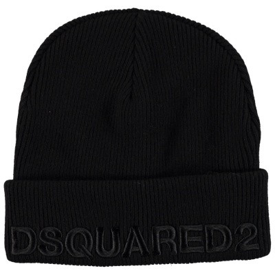 Picture of Dsquared2 DQ02X2 kids hat black