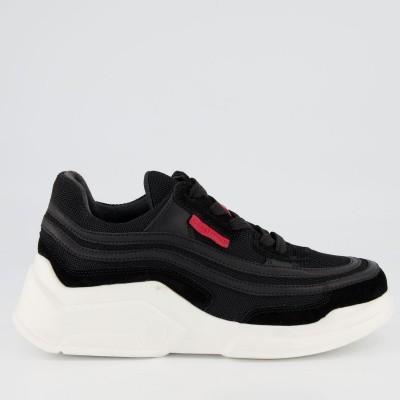 5f5a9fa76e2 Afbeelding van CERO NINE FORT H-213 unisex sneakers zwart