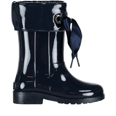 Picture of Igor W10144 kids boots navy