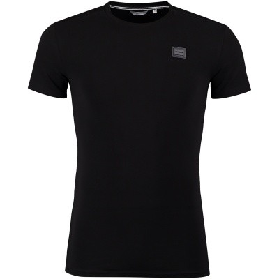 Afbeelding van Antony Morato MMKSO1417 heren t-shirt zwart