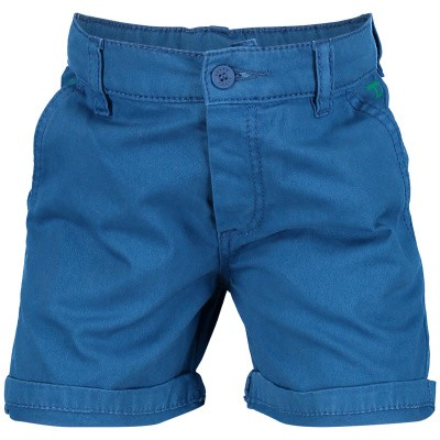 Picture of Kenzo KN25508BB baby shorts dark blue