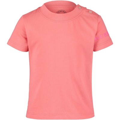 Afbeelding van Burberry 8002429 baby t-shirt roze