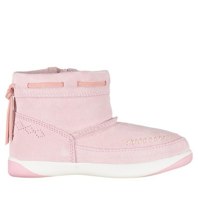 Picture of Ugg 1094568T kids boots light pink