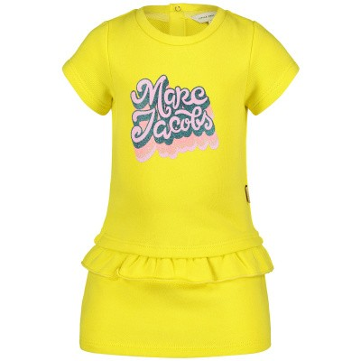 Picture of Marc Jacobs W02122 baby dress yellow