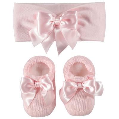 Afbeelding van La Perla 43994 babysetje licht roze