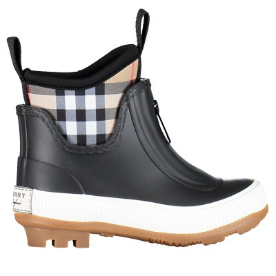 Picture of Burberry 8008235 kids boots black