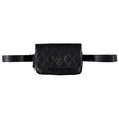 Picture of Guess HWVQ7187800 womens bag black