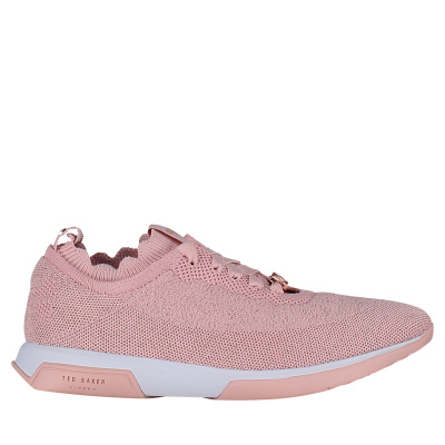 Picture of Ted Baker 918425 womens sneakers light pink
