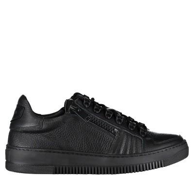 Afbeelding van Antony Morato MMFW01038 heren sneakers zwart