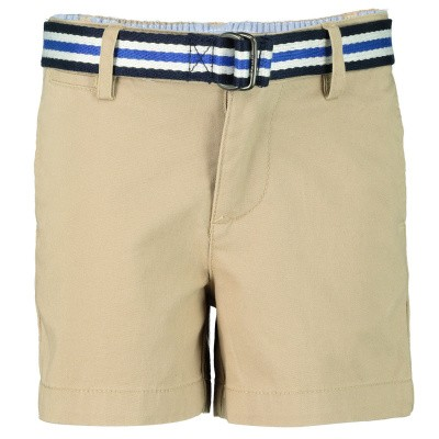 Picture of Ralph Lauren 736965B baby shorts sand