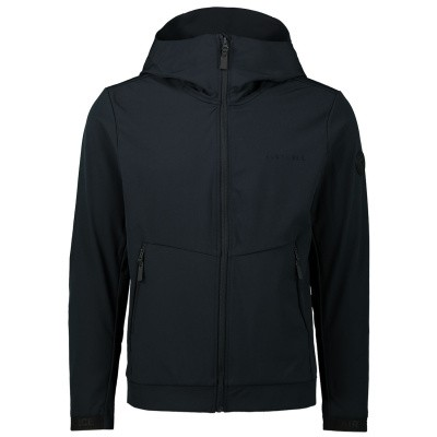 Picture of Airforce HR91M0583 mens coat navy