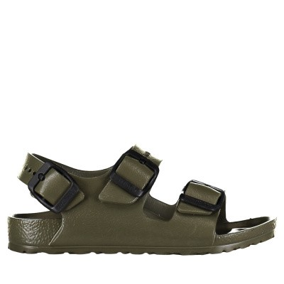 Picture of Birkenstock EVA MILANO kids sandals army