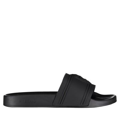 Afbeelding van My Brand MMBSL001S006 heren slippers zwart