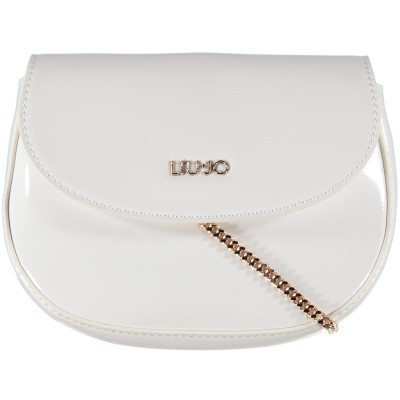 Picture of Liu Jo G19108 kids bag white