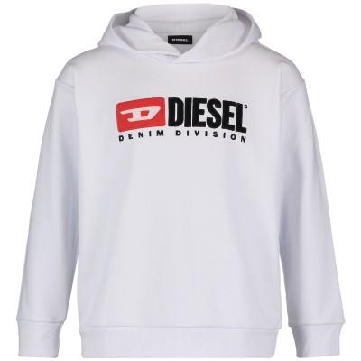 Afbeelding van Diesel 00J48G kindertrui wit
