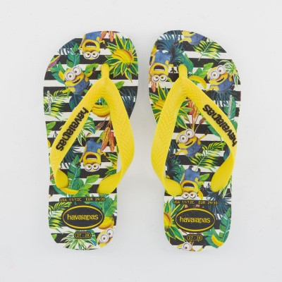 Afbeelding van Havaianas 4133167 kinderslippers geel