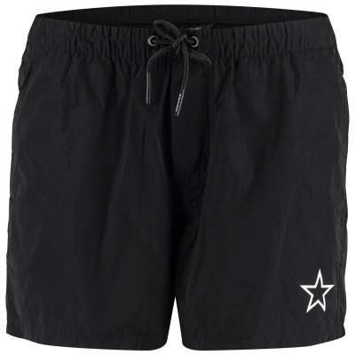 Picture of Airforce M0564 mens swimshorts black