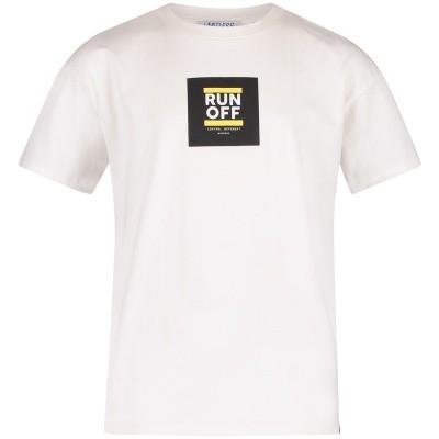 Afbeelding van NIK&NIK B8512 kinder t-shirt off white