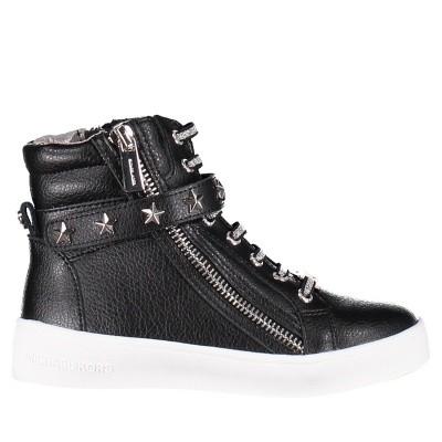 Picture of Michael Kors IVYCADET kids sneakers black
