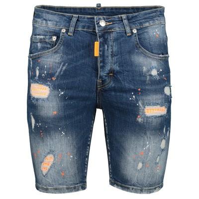 Afbeelding van My Brand MMBJE0071J heren shorts jeans