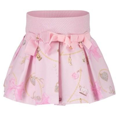 Foto van Lapin 82E3350 baby rokje licht roze