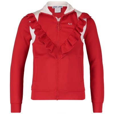 Picture of NIK&NIK G8684 kids sweatsuit red