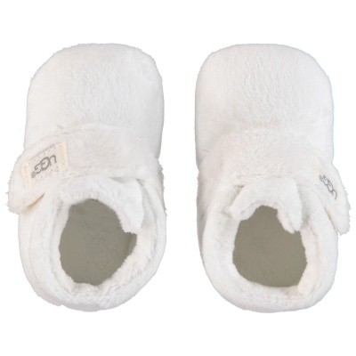 Afbeelding van Ugg 1094823I babyslofjes off white