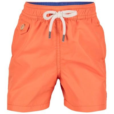 Picture of Ralph Lauren 737526B baby swimwear orange