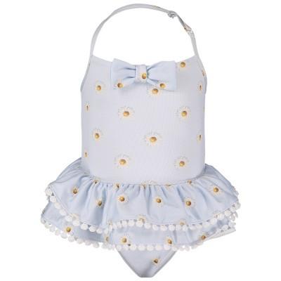 Picture of MonnaLisa 933000 baby swimwear light blue