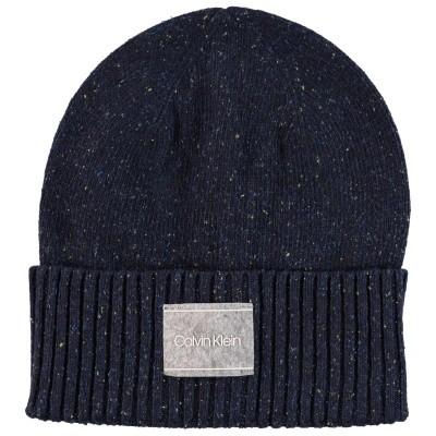 Picture of Calvin Klein K50K504126 mens hat navy
