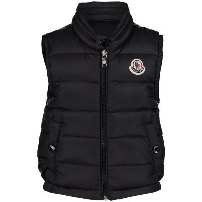 Picture of Moncler 4334199 baby bodywarmer black