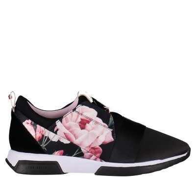 Picture of Ted Baker 917725 womens sneakers black