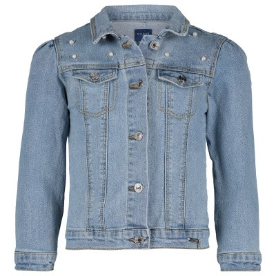 Picture of Guess K92L00 kids jacket jeans